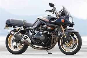 Racing Caf U00e8  Suzuki Gsx 1100s Katana By Mr Bike