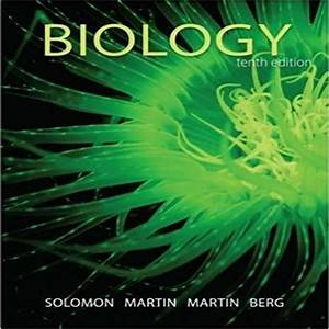 Solution Manual For Biology 10th Edition By Solomon