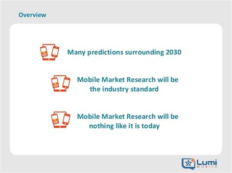 mobile market research vision 2030 how mobile market research will fit in for