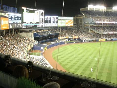 Yankee Stadium View From Audi Club Yelp
