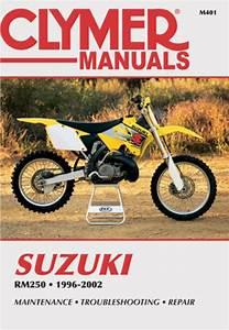 Suzuki Rm250 Motorcycle  1996