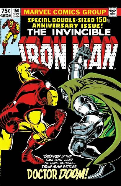 Marvel Legacy Iron Covers Homage Animated Invincible
