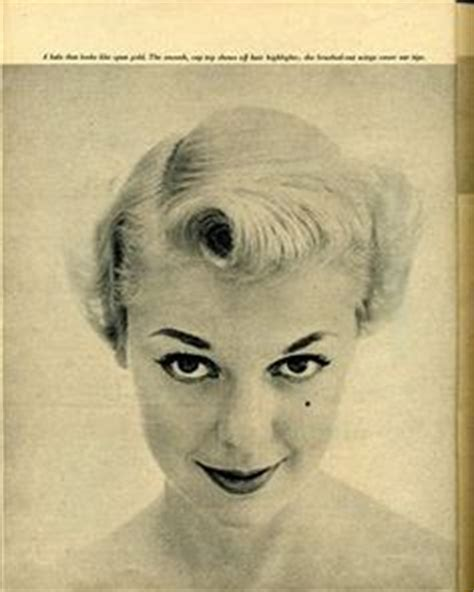 hair permanent styles 1000 images about 1950s hairstyles on 1950