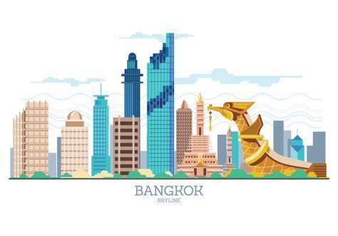 bangkok vector   downloads