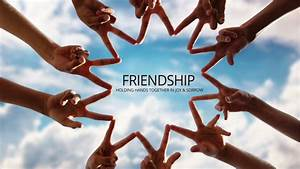 Friendship Day 2013 Wallpapers with Quotes | Free Wallpapers