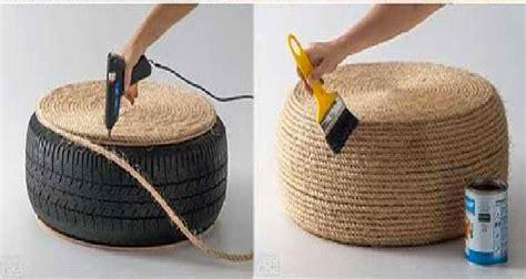faire des coussins de canap fabriquer un coussin de sol en corde