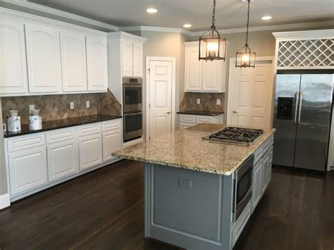 Kitchen Cabinets Faux Painting