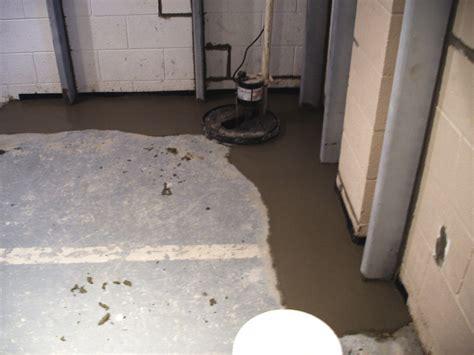 interior drain tile accurate basement repair