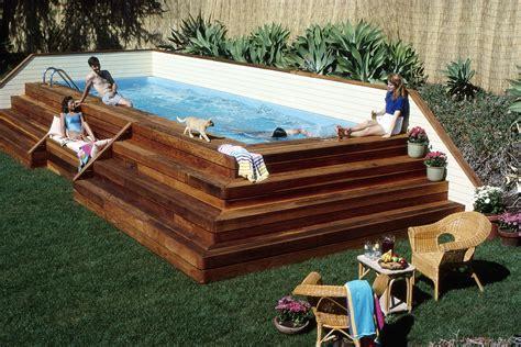 Stevenson Projects  Ground Lap Pool