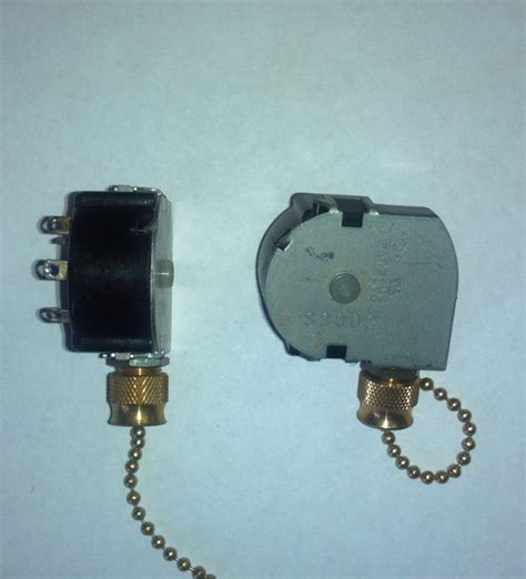 well tec ceiling fan switch ceilingfanparts com switchco products pull chain switches