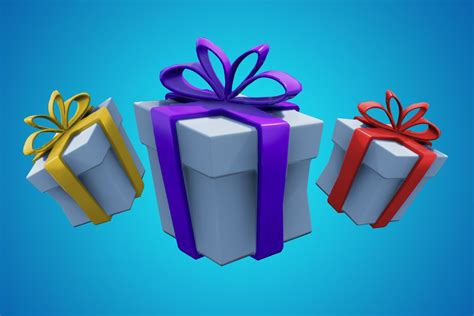 fortnite battle royale  testing gifting skins