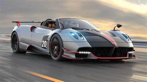 Pagani Huayra Roadster BC Makes World Debut In CSR Racing 2