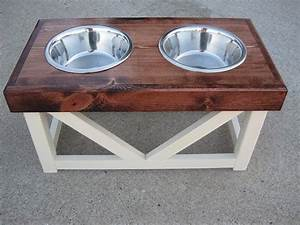 dog food stands