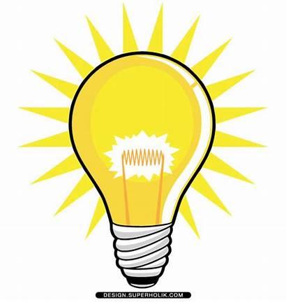Bulb Clip Vector Illustrations Arts Templates Eps