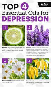 Top 4 Essential Oils For Depression
