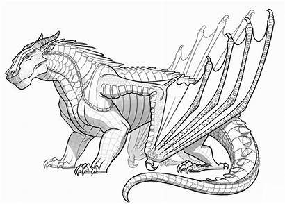 Dragon Coloring Pages Printable Adult Adults