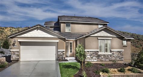 Dry Creek At Damonte Ranch New Home Community Reno
