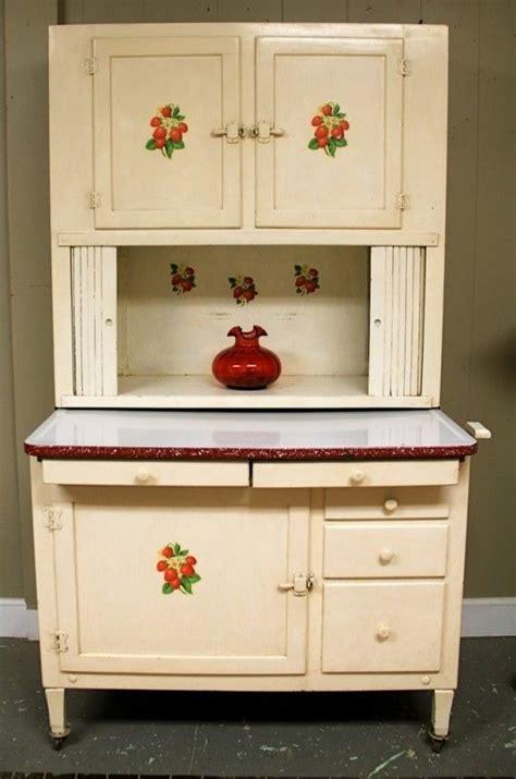 Prelude Cabinet Catalog by Hoosier Cabinet Antique Fanti