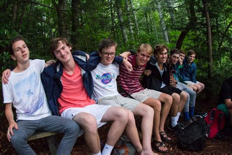 leadership opportunities  boys  falling creek camp