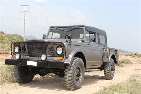 Kaiser Jeep M715 - Brief about model