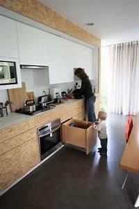 Küche Renovieren Fronten : osb platten innenausbau k chenschr nke kitchen k che k chen fronten und k chen ideen ~ Pilothousefishingboats.com Haus und Dekorationen