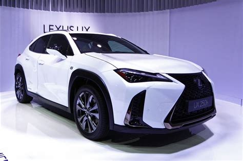 lexus ux  car review honest john