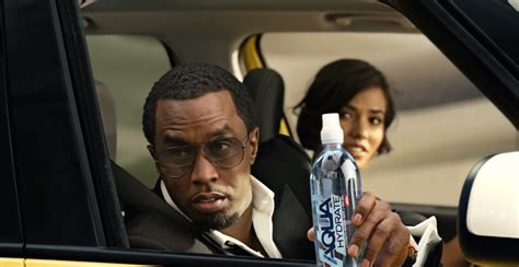 fiat  mirage commercial features p diddy