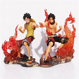 One Piece Luffy & Ace Figures (Two Years Later) - free ...