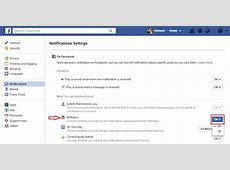 How to Turn OnOff Facebook Birthday Notifications on Web