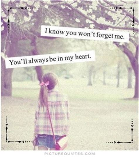 Youll Forget About Me Quotes
