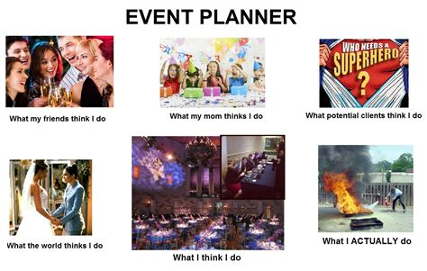 Wedding Planning Memes - hilarious event planner meme admirable affairs