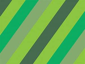 Lines of Green Tones Powerpoint Templates - Green, Lime