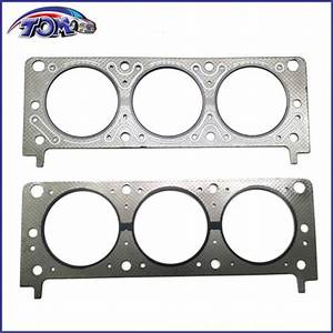 Brand New Engine Head Gasket  U0026 Bolt Set For Buick Chevy