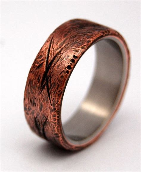 Mens Wedding Rings Unique