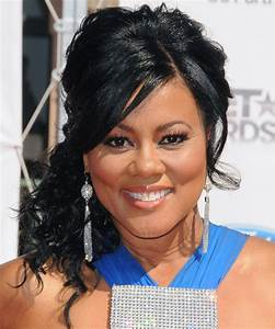 Lela Rochon Hairstyles in 2018