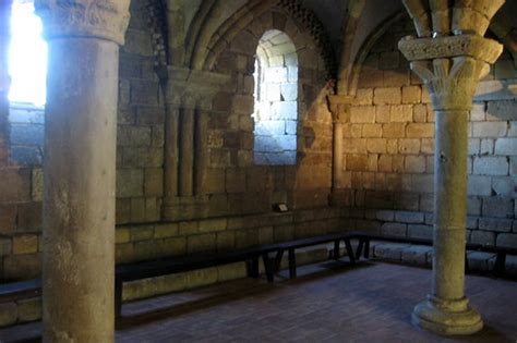 nyc fort tryon park  cloisters chapter house  flickr