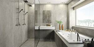Revetement Douche Italienne : quel rev tement sols et murs pour une douche italienne ~ Edinachiropracticcenter.com Idées de Décoration