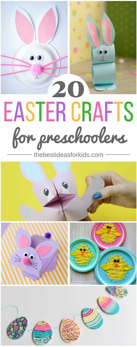 20 easter crafts for preschoolers the best ideas for 638   20 Easter Crafts For Preschoolers