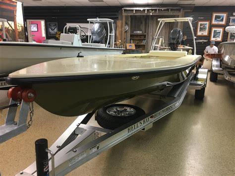 Hells Bay Boats by 2017 Hells Bay Glades Skiff Brand New Microskiff