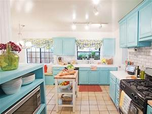 Blue Kitchen Paint Colors: Pictures, Ideas & Tips From