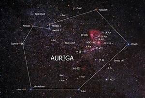 The Constellation Auriga - Universe Today