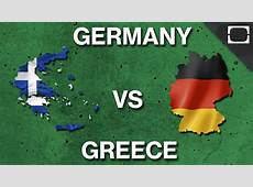Why Do Greece And Germany Hate Each Other? YouTube