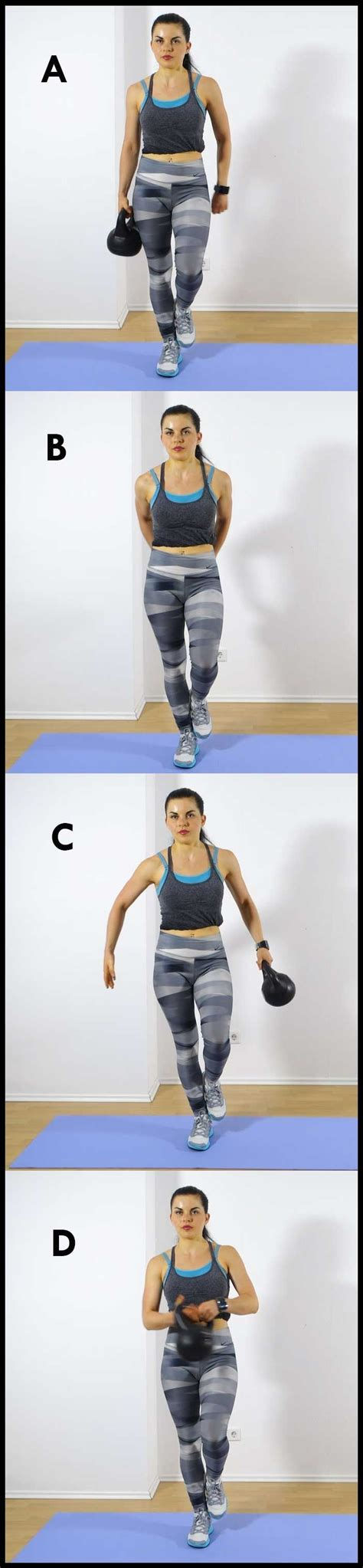 kettlebell workout minute body femniqe physique training plan