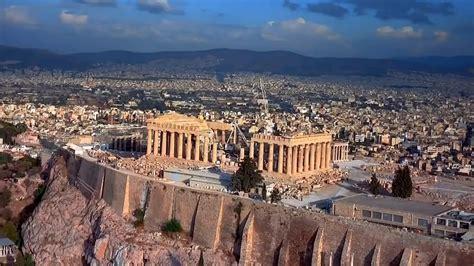 Parthenon Athens Greece Hd Youtube