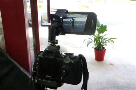 chargercity hot shoe flash dslr camera tripod mount