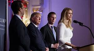 Trump family insists their brand hasn't been damaged ...