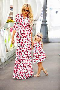 Vetement Assorti Mere Fils : 50 amazing mom and daughter outfit ideas that you can try mother s day ~ Melissatoandfro.com Idées de Décoration