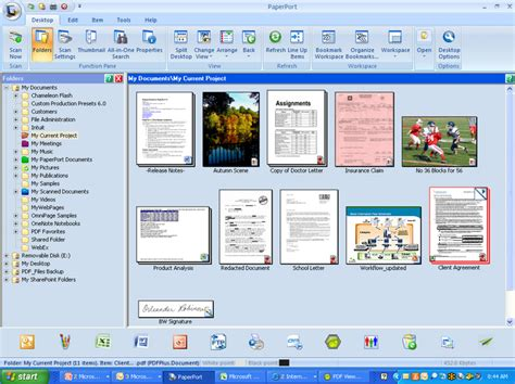 Nuance PaperPort Free Download for Windows 10, 7, 8/8.1 ...