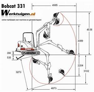 PDF - Bobcat 331 - Bobcat - Machinery Specifications