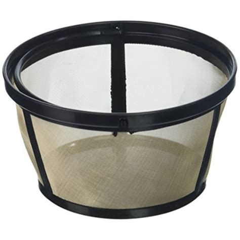 Coffee replacement brew basket filter holder black new cm4175from $15.00. Permanent Basket-Style Gold Tone Coffee Filter designed for Mr. Coffee 10-12 Cup Basket-Style ...